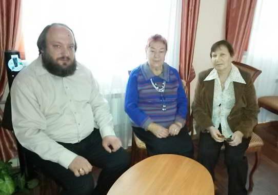 Посещение ЦСО Богородское