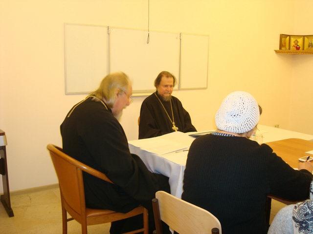 Приходское Собрание 31.01.2013