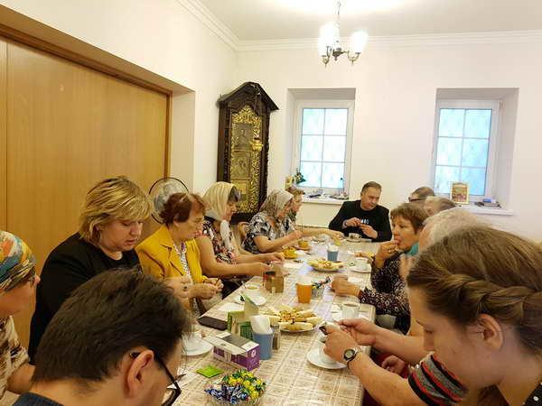 подопечные Отделения дневного пребывания ЦСО «Богородское»