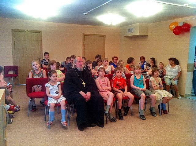 Пасхальный концерт в детском приюте «Ховрино»