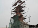 Установка новых куполов