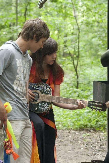 Пикник в Химкинском лесопарке