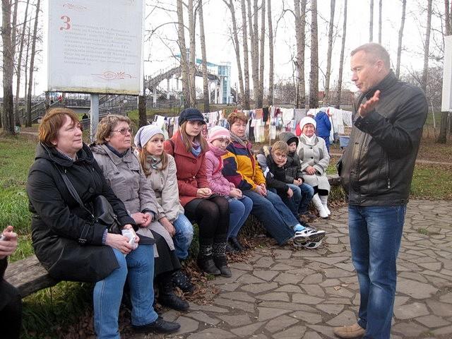 Поездка во Владимир Воскресной школы