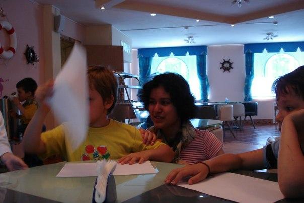 Молодежная встреча приюта Ховрино