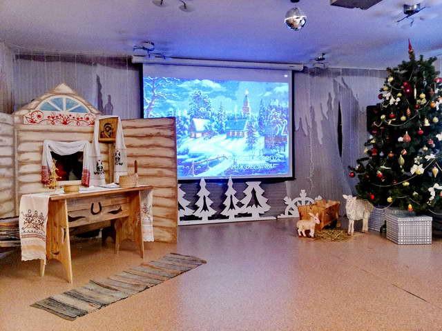 Рождество в детском приюте «Ховрино»